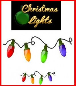retro xmas lights pic 266x300 Retro Christmas Shopping Village