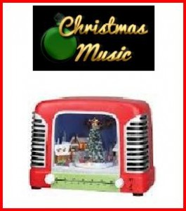 retro xmas music pic 265x300 Retro Christmas Shopping Village