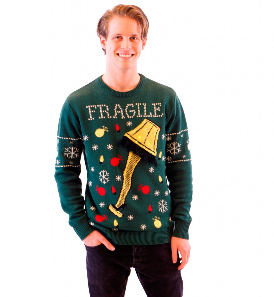 leg-lamp-light-up-ugly-christmas-sweater